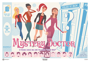 Mystery Doctor by Oktopolis