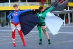 X-Ray and Vav Capes by lavabug1030