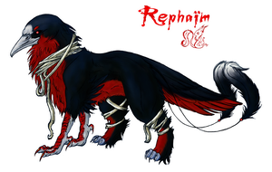 Rephaim by AlieMey
