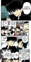 I'm not Heiji, I'm Kudou by hallow777