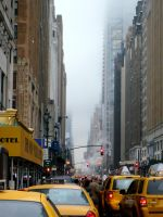 New York VIII by Masterciel