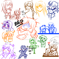 Livestream CHIBIS :D by KaliMonsterr