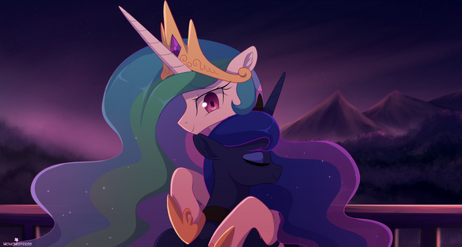 Eclipsed by MomoMistress