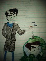 Chris the Ashtray by andyboosh4ever