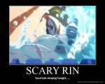 Free! Motivation: Scary Rin by maikoforev5674