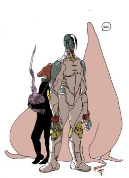 Diehard, Rein-east and the old root. by royalboiler