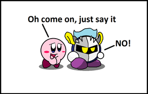 Say it Meta Knight by luigikirby64