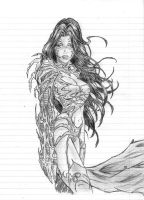 Witchblade by darkvenom