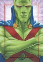 Martian Manhunter JLA Archives by Dangerous-Beauty778