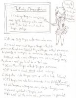 Fangie's Room Rules by Fang-Chan13