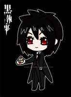 Chibi Black Butler by Pijenn