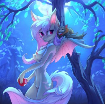 Flutterbat by tomatocoup