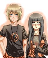NaruHina : Our Love by TheCursedLand