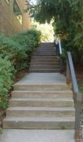 School-stairs8 by fraggle-stock