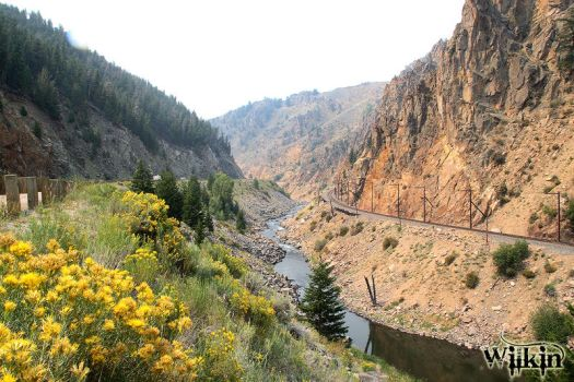 Colorado River II by millicent4