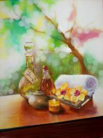 Still life by Shriane