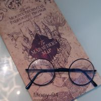 The Marauder's Glasses. I by Noctelux