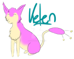 Kelen -Pokemonarchy- by RowanWolves