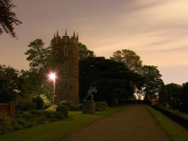 Goldney Hall Tower by jharkn