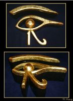 The Eye of Horus by maura