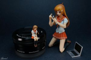 Mirai Suenaga - Culture Japan by Garivel