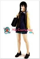 K-ON Episode Nakano Azusa Cosplay by miccostumes