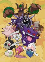 My Pokemon by Niking