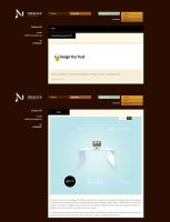 Nuance Website by imrik