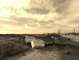 Walberswick - Suffolk by PhilsPictures