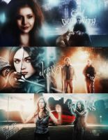 crossovers | some roads lead... by Riotovskaya