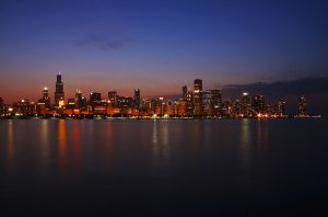 Chicago, that is all. by Fixzor