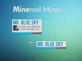 Minemal Music - Revised Concept by NomNuggetNom