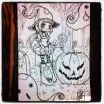 Happy Halloween 2014 by Enide-Kant