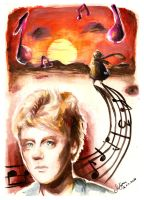 Roger Taylor - Musician's path by nevermindgirl1970