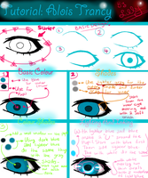 Tutorials: Alois Trancy's Eye by littlemissdead