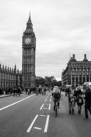Westminster Bridge by daliscar