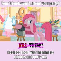 Party On, Pinkie by JustTheBast