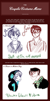 July Doodles 2014:The Twenty-First: Meme 3 by RosyAutumn