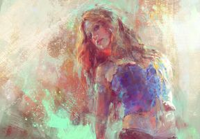 Digital Impressionism by MartaNael