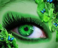 Eyes of the Forest by 8-S-O-U-L-8