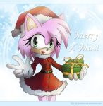 Amy X-Mas-spirit 2013 by Dj-Reverberance
