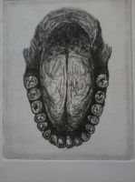 First Etching Print by xRaynierx