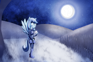 Snowdrop EQG - Commission by Zedrin