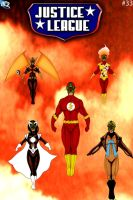DC2 JUSTICE LEAGUE 33 by theyallfalldown