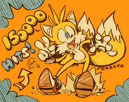 legends :Tails 150k: by edtropolis