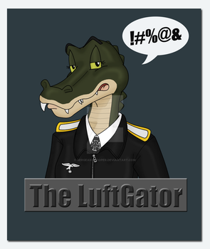 The LuftGator Badge by SergeanTrooper