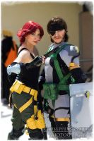 Metal gear solid cosplay by valentinachan