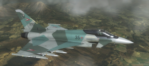 Typhoon - Hungarian Air Force by Jetfreak-7