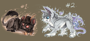 Fire and Ice design auctions by lmprison