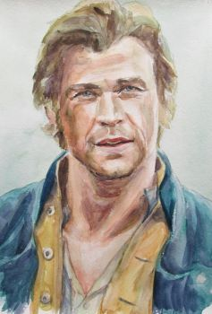 Chris Hemsworth as Owen Chase by Greencat85
